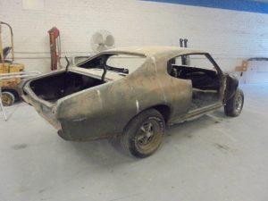 1969 Pontiac GTO Custom Restoration
