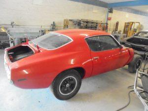 1970 Camaro Z-28 Custom Restoration