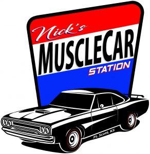 Nick's Muscle Car Restoration Station logo