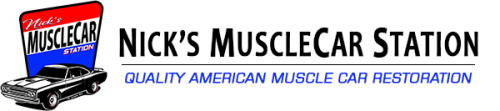 Muscle Car Hot Rod Restoration logo