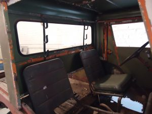 1953,M38A1,Jeep,Military,Restoration