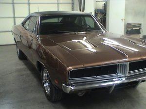 1969 Dodge Charger R/T Custom Restoration